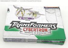 Transformers Cybertron JUNGLE PLANET MAP