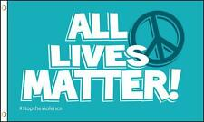 All Lives Matter 3X5 Flag Fl731 3 X 5 foot wall hanging polyester flags new