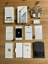 OVP Apple iPhone 4s - 64 GB Weiß Ohne Simlock A1387 CDMA + GSM Cover Case
