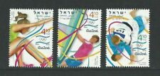 ISRAEL 2016 Olympic Summer Games Rio de Janeiro MNH