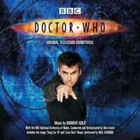 MURRAY OST/GOLD - DOCTOR WHO VOL.1 & 2 (ORIGINAL TV  2 VINYL LP NEW