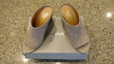 Womens Franco Sarto Firefly mule shoes sandles. Size 8.5
