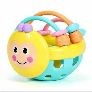 Early Educational Toy Rattle Hand 0 - 12 Months For Baby Kid Child Girl Boy