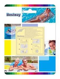 Bestway Reparaturset Flicken EXTRA-STARK   für Pool, Luftbett etc.  Neuware