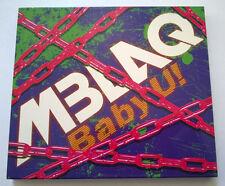 MBLAQ Baby U! Type C Japan Press CD+DVD K-POP - NO Photocard