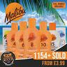 Malibu Sun Lotions From Spf 2 To Spf 50, Low Medium High 150ml 100ml 200ml