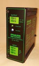 12-VDC Power Supply MURR Switch Mode No. 85040 MCS5-115-230/12 Single Phase