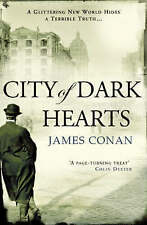 City of Dark Hearts by James Conan, Book, New Paperback