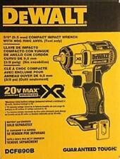 """DeWalt DCF890B 20V MAX Brushless 3/8"""" Impact Wrench Bare Tool"""