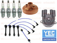 Tune Up KIT  Toyota Previa 91-97 2.4L Plugs Cap Rotor Spark Plug Wire Set