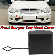 US Front Bumper Tow Hook Cover Cap For Mercedes C-class W203 C230 C280 C320 C350