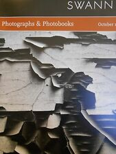 Fine Photographs & Photobooks Swanns auction Oct. 17, 2013 new
