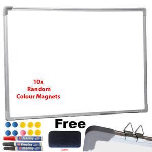 900MM Office School Magnetic Dry Wipe Whiteboard Drawing Eraser Memo Board UKDC