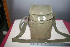 Canadian Military Empty Gas Mask Bag MSU-7241-55 from P-51 Kit