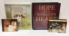 Kathy Troccoli Audio CD & VCR Series Music & Media Tapes Personal Development