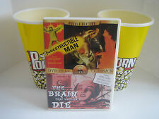 Double Feature DVD Indestructible Man/The Brain That Wouldn't Die