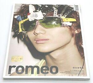 SHINee 2nd Mini Album Romeo TAEMIN ver. NEW Sealed RARE Korea CD F/S Japan