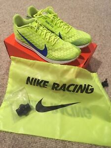 Nike Xoom Rival XC AJ0851 700 Track Shoes Brand New With Box, Tools And Bag