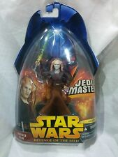 jedi master saesee tiin Star Wars Revenge of the Sith - 3.75 action figure
