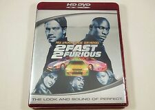2 Fast 2 Furious HD DVD Paul Walker, Tyrese Gibson, Eva Mendes, Cole Hauser