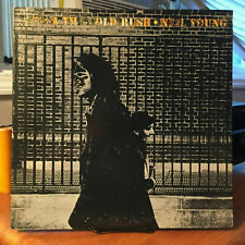 Neil Young After the Gold Rush Lp Reprise Rs 6383 1970 Pressing with Insert Vg+
