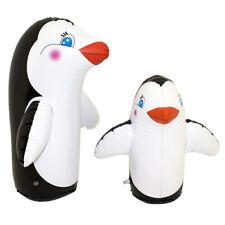 Pinguino Grande Gonfiabile Sempre in Piedi 60cm