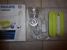 Brosse à dents électrique Philips Sonicare Diamond Clean White Edition HX9382/04
