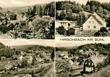 73675760 Hirschbach_Suhl Teilansichten Erholungsort Hirschbach Suhl