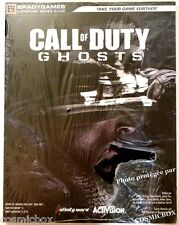 GUIDE stratégique CALL of DUTY GHOSTS pour jeux video Xbox 360 & One PS3 PS4 PC