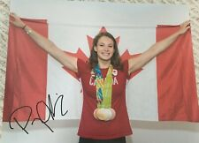 PENNY OLEKSIAK SIGNED AUTOGRAPHED 2016 OLYMPICS SWIMMING  11X14  PHOTO PROOF