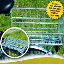 Fahrradkorb Gepäckträger Korb klappbar Fahrrad Zubehör Transportbox Klappkorb