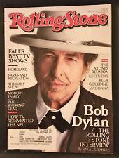 Rolling Stone Magazine September 27, 2012 - Bob Dylan - Greenday - Madonna