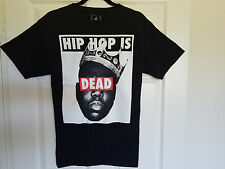 Notorious B.I.G. Biggie Smalls Brooklyn Mint Mens Womens Size Medium Rap T-shirt