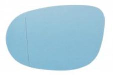 Spiegelglas Außenspiegel Links Heizbar Asphärisch Blau LANCIA DELTA FIAT