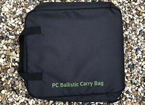 NEW GENUINE BRITISH ARMY ISSUE MTP VIRTUS WEBBING PC BALLISTIC PADDED CARRY BAG