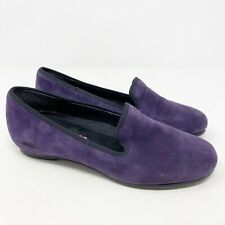 Munro Womens Purple Loafers Size 7