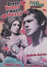 DVD - Besos Besos Y Mas Besos NEW Andres Garcia FAST SHIPPING !