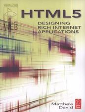 NEW - HTML5: Designing Rich Internet Applications (Visualizing the Web)