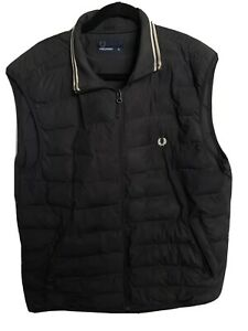 Fred Perry Puffer Vest