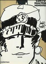 RARE EO 1988 + HUGO PRATT + MICHEL PIERRE + JAQUETTE + CORTO MALTESE, MÉMOIRES