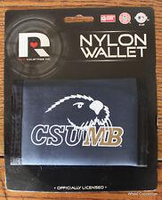 CAL ST MONTEREY BAY Otter Nylon Wallet College Tri Fold