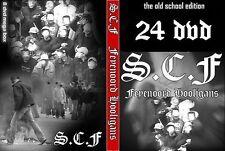24 DVD BOX SCF FEIJENOORD ROTTERDAM HOOLIGANS 1974-2006  (ULTRAS-CASUALS)
