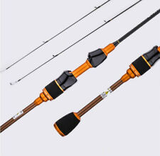 1.68/1.8m Carbon UL Spinning Rod 1-5g Lure Weight Ultralight Spinning Rods 2-6LB