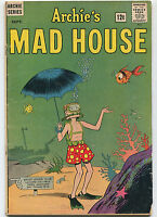 Archie Series - Archie's Mad House #28 Good  Davey Jones' Club  CBX1F