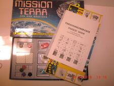 MISSION TERRA  von Franckh - Kosmos Rarität