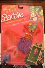 Animal Lovin' Barbie Safari Fashion Mattel 1596 NIB 1988