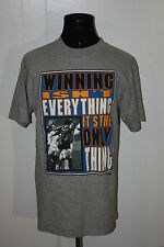 Vintage Tultex Soccer Football Winning Isn't Everything Tee Shirt XL