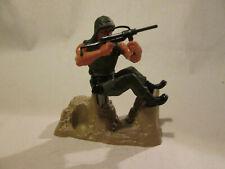 1974 Mattel Heroes in Action Military Soldier Infantry/Marksman/Sniper Figure HK