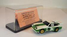 Slot Car Faller AMS Aurora G-Plus Nr. 5604 Monza mit Licht Nr.3 OVP #028