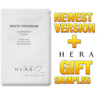 HERA White Program Cleansing Foam 20pcs 80ml Cleansers Amore Pacific Newest Ver
